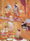 The Blessed Lord first instructed this imperishable science of yoga to Vivasvan.