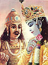 Arjuna addressed Krsna: